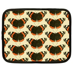 Butterfly Butterflies Insects Netbook Case (xxl)  by BangZart
