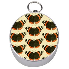 Butterfly Butterflies Insects Silver Compasses