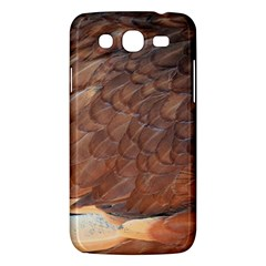 Feather Chicken Close Up Red Samsung Galaxy Mega 5 8 I9152 Hardshell Case  by BangZart