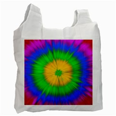 Spot Explosion Star Experiment Recycle Bag (one Side)