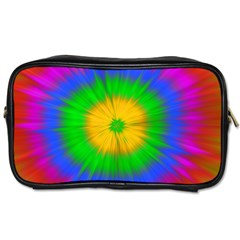 Spot Explosion Star Experiment Toiletries Bags 2 Side