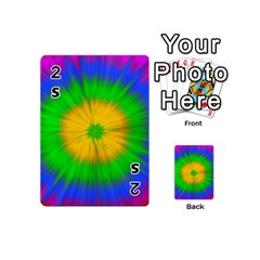 Spot Explosion Star Experiment Playing Cards 54 (mini)