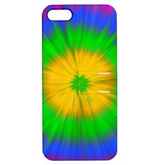 Spot Explosion Star Experiment Apple Iphone 5 Hardshell Case With Stand