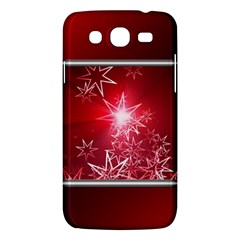 Christmas Candles Christmas Card Samsung Galaxy Mega 5 8 I9152 Hardshell Case  by BangZart