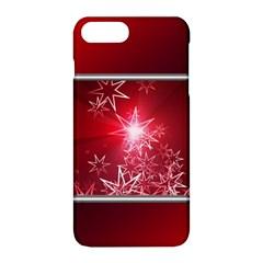 Christmas Candles Christmas Card Apple Iphone 8 Plus Hardshell Case