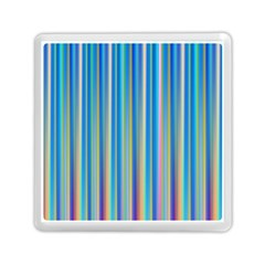Colorful Color Arrangement Memory Card Reader (square)