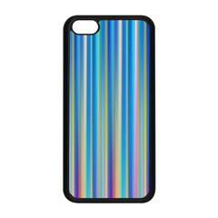 Colorful Color Arrangement Apple Iphone 5c Seamless Case (black)