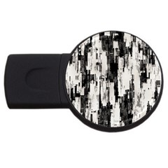 Pattern Structure Background Dirty Usb Flash Drive Round (4 Gb) by BangZart