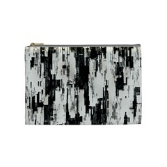 Pattern Structure Background Dirty Cosmetic Bag (medium)