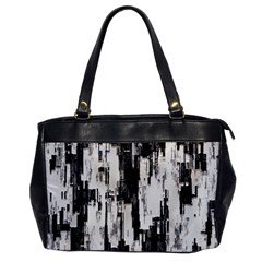 Pattern Structure Background Dirty Office Handbags
