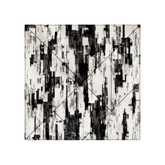 Pattern Structure Background Dirty Acrylic Tangram Puzzle (4  X 4 ) by BangZart