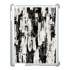 Pattern Structure Background Dirty Apple Ipad 3/4 Case (white)