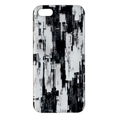 Pattern Structure Background Dirty Apple Iphone 5 Premium Hardshell Case by BangZart