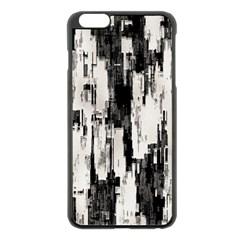 Pattern Structure Background Dirty Apple Iphone 6 Plus/6s Plus Black Enamel Case
