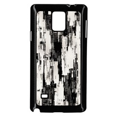Pattern Structure Background Dirty Samsung Galaxy Note 4 Case (black)
