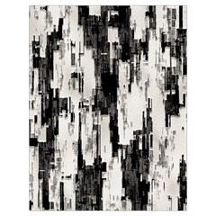 Pattern Structure Background Dirty Drawstring Bag (large)