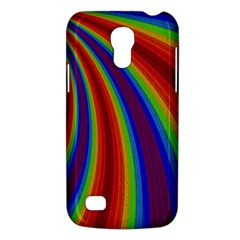 Abstract Pattern Lines Wave Galaxy S4 Mini