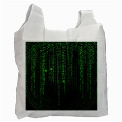 Matrix Communication Software Pc Recycle Bag (two Side)