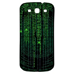 Matrix Communication Software Pc Samsung Galaxy S3 S Iii Classic Hardshell Back Case