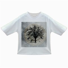 Snow Snowfall New Year S Day Infant/toddler T Shirts