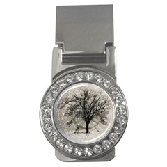 Snow Snowfall New Year S Day Money Clips (cz)
