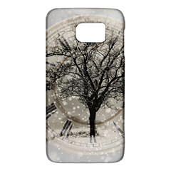 Snow Snowfall New Year S Day Galaxy S6 by BangZart