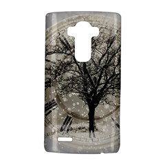 Snow Snowfall New Year S Day Lg G4 Hardshell Case by BangZart