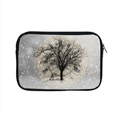 Snow Snowfall New Year S Day Apple Macbook Pro 15  Zipper Case by BangZart