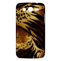 Pattern Tiger Stripes Print Animal Samsung Galaxy Mega 5 8 I9152 Hardshell Case  by BangZart