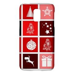 Christmas Map Innovative Modern Galaxy S5 Mini
