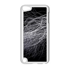 Flash Black Thunderstorm Apple Ipod Touch 5 Case (white)