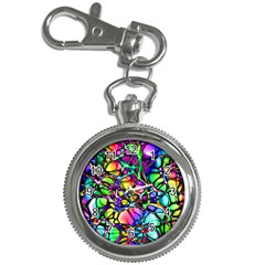 Network Nerves Nervous System Line Key Chain Watches