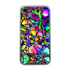 Network Nerves Nervous System Line Apple Iphone 4 Case (clear) by BangZart