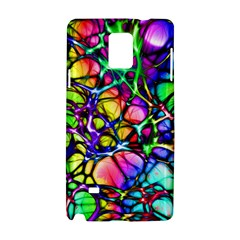 Network Nerves Nervous System Line Samsung Galaxy Note 4 Hardshell Case