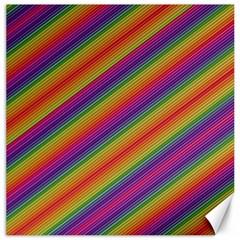 Spectrum Psychedelic Canvas 12  X 12