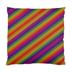 Spectrum Psychedelic Standard Cushion Case (one Side)