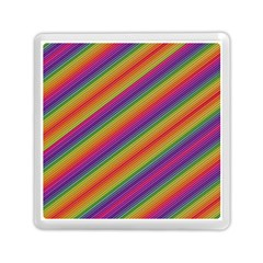 Spectrum Psychedelic Memory Card Reader (square)