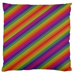 Spectrum Psychedelic Large Cushion Case (two Sides)
