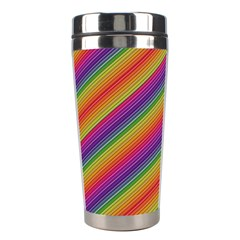 Spectrum Psychedelic Stainless Steel Travel Tumblers
