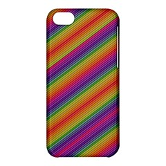 Spectrum Psychedelic Apple Iphone 5c Hardshell Case by BangZart