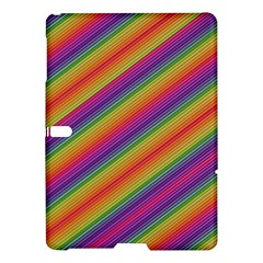 Spectrum Psychedelic Samsung Galaxy Tab S (10 5 ) Hardshell Case  by BangZart