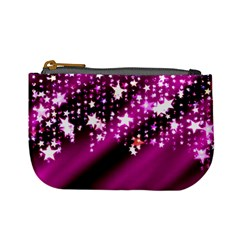 Background Christmas Star Advent Mini Coin Purses by BangZart