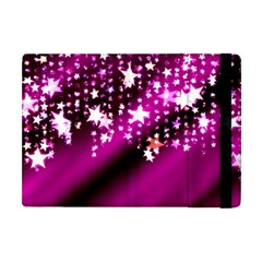 Background Christmas Star Advent Apple Ipad Mini Flip Case by BangZart