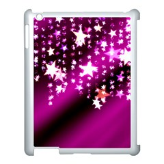 Background Christmas Star Advent Apple Ipad 3/4 Case (white)