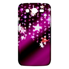 Background Christmas Star Advent Samsung Galaxy Mega 5 8 I9152 Hardshell Case  by BangZart