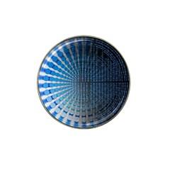 Data Computer Internet Online Hat Clip Ball Marker (10 Pack)