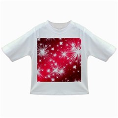 Christmas Star Advent Background Infant/toddler T Shirts