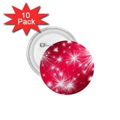 Christmas Star Advent Background 1 75  Buttons (10 Pack) by BangZart