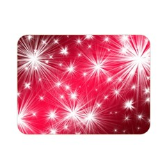 Christmas Star Advent Background Double Sided Flano Blanket (mini)  by BangZart