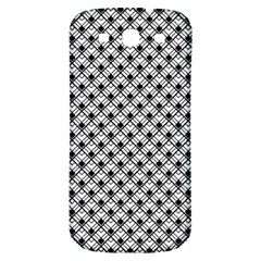 Geometric Scales Pattern Samsung Galaxy S3 S Iii Classic Hardshell Back Case by jumpercat